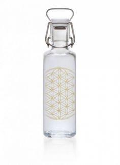 Soulbottle drikkeflaske i glass,