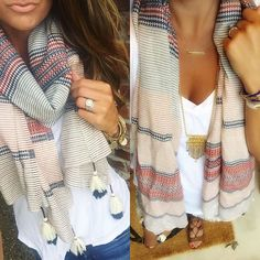 Our Destination Scarf is a total must have! https://www.stelladot.com/clairehadfield