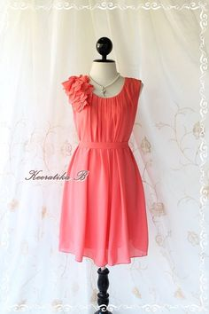 A Party V  Dress  Sweet Party Collection by LovelyMelodyClothing, $39.60
