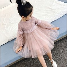 2017 Baby Girl Lace Dress Children Baby Dress Clothes For Girls Party Gown Ball Princess Dress Girl Bow Backless Gown Dress Girl