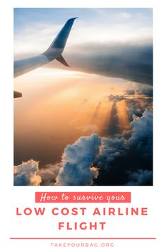 How to Survive Low Cost Airline Guide : Low Cost Airline Guide Low Cost Flights, Cheap Flights, Budget Flights, Cheap Travel, Budget Travel, Cheap International Flights, Georgia, Asia, Backpacking Europe