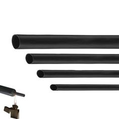 2mm 3mm 4mm 5mm KHXC 1M Insulation Heat Shrink Tubing. Description:  it Has Excellent Fire Retardant, Environmental Protection, Insulation, Soft, Stable Performance, Low Shrink Temperature, Shrinkage Fast, Etc,   applications: Widely Used In Wires, Solder Joint Protection, Wire Ends, Wire Harnesses,   electronic Devices And Protection Insulated Handle; Metal Products, Rust, Corrosion Treatment, Labeled Or Marked Wire Color, Etc.  use Instruction: Small Diameter, Short Head, It Can Be Done…
