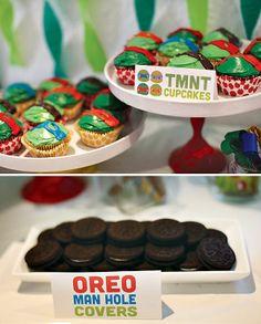 ninja turtle party food ideas | visit blog hwtm com