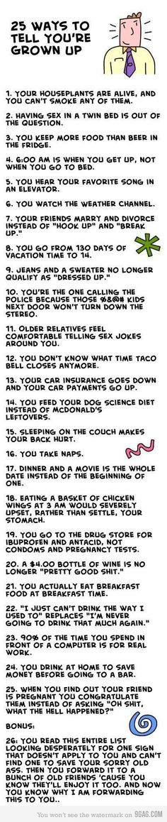 lol too many of these are true...