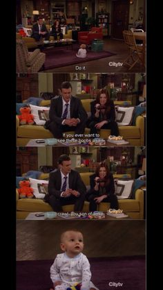 Himym- Bhahah. Oh Lily! :D