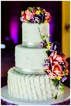 Sarah + Noah's Bright & Cheery Cornerstone Sonoma Garden & Barn Wedding
