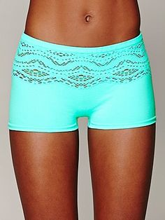 cute teal #blue boy shorts http://rstyle.me/n/ig7z5r9te