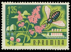 Another Romanian stamp