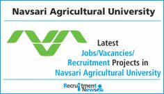 NAU Recruitment 2017: 79 Agriculture Assistant & Other Vacancies