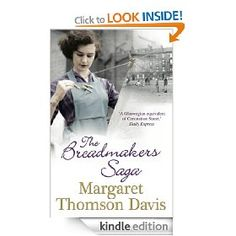 On sale today for £0.99: The Breadmakers Saga by Margaret Thomson-Davis, 591 pages, 4.0 stars, 1 review