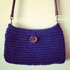 Lady Crochet: bag