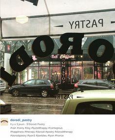 Great Instagram post from Dorodi Pastry in Lyon, France / Sympathique post Instagram de Dorodi Pastry à Lyon, France http://instagram.com/p/x6jY1Nylyl/?modal=true
