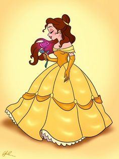 Belle by Dylan Bonner