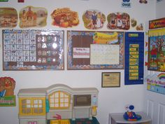 Our Circle Time Bulletin Boards - Ms. Cindie's Family Child Care