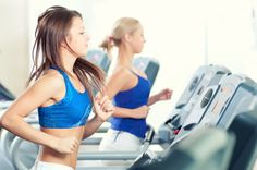 Sprint Interval Treadmill Workout