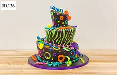 Looking for a cake as unique as you? Order your next cake from Carlo's! From weddings, graduations, birthdays and more, we've got you covered. If you can dream it, we can make it. Unique Cakes, Creative Cakes, Fondant Cakes, Cupcake Cakes, Cupcakes, Wedding Cake Designs, Wedding Cakes, Cake Boos, Carlos Bakery Cakes