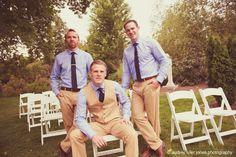 """My best friend got married"" groomsmen, weddings, @J.Crew  mens clothing, Reiman Gardens; Ames, Iowa © audrey tyler jones photography"