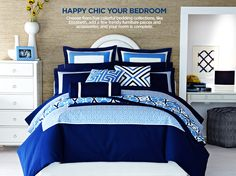Happy Chic bedroom designs by Jonathan Adler