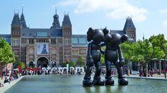 Museumplein, Amsterdam.