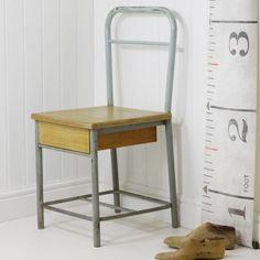 Industrial vintage chairs