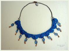 Carmen Veca Monili: crochet