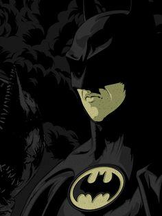 Batman Returns Tribute by Cranio Dsgn Batman Joker Wallpaper, Batman Artwork, Joker Wallpapers, Tim Burton Art, Tim Burton Films, Batman Returns, Dc Comics, Anime Comics, Bob Kane