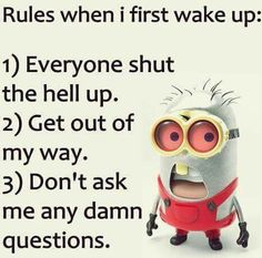 So true. I am not a morning person.