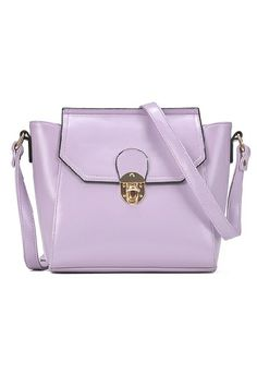 Chic PU Shoulder Bag