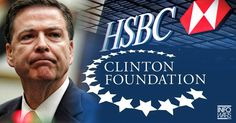 FBI BOSS COMEY CONNECTED TO CLINTON FOUNDATION, now it makes sense!?!!!
