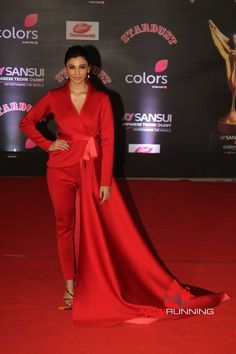 Daisy Shah Sansui Stardust Awards Red Carpet