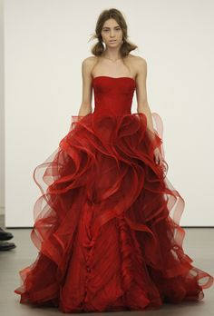 Vera Wang's entire Spring 2013 Collection, here: http://brid.es/HEsOSZ