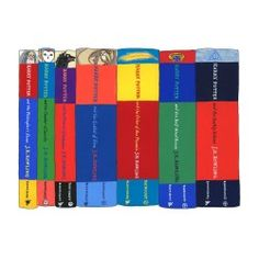 Print Harry Potter - Ideal Bookshelf #book #harrypotter