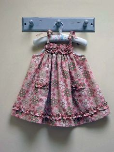 Daisy Sun Dress by Felicity Patterns. Childs Dress Pattern and Sewing Tutorial. PDF Pattern.. $7.95, via Etsy.