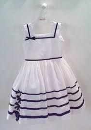 Resultado de imagem para modelos de vestidos para niñas en tela de franela Little Dresses, Little Girl Dresses, Cute Dresses, Girls Dresses, Frock Patterns, Baby Dress Patterns, Toddler Fashion, Kids Fashion, Dress Anak