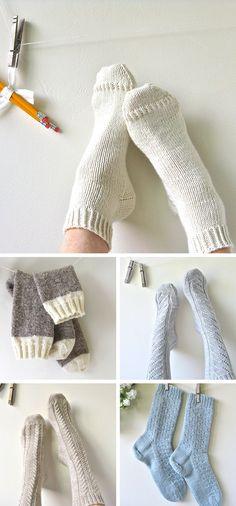 New Favorites: Cabinfour's collected socks, via Fringe Association