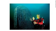 Lost Egyptian city of Heracleion revealed - CNN.com
