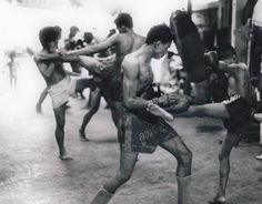Muay Thai, Thai Boxing, Thailand, Tours, Entertainment, Sport. Details about Muay Thai in Koh Samui are available here; http://www.islandinfokohsamui.com