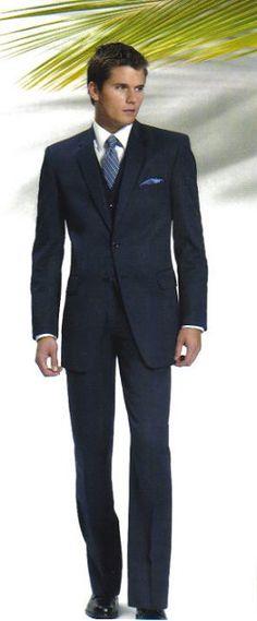 Catalina Navy Suit