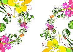 Flowers, Floral Design, Flora, Pattern, Flower, Summer
