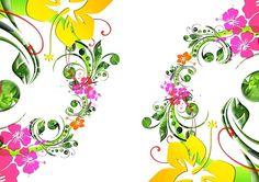Flowers, Floral Design, Flora, Pattern, Flower, Summer