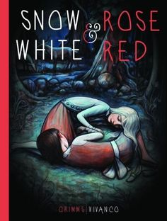 It's finally available! Snow White and Rose Red adapted by Kallie George, illustrated by Kelly Vivanco