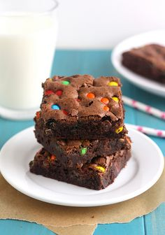 GF Almond Flour M Brownies by Tracey's Culinary Adventures, via Flickr