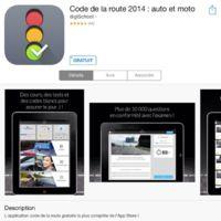 [appli] Code de la route 2014 : auto et moto