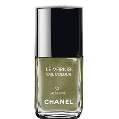 Chanel Le Vernis in Alchimie