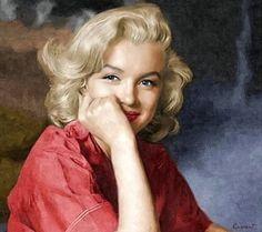 Beautiful painting. Marilyn....