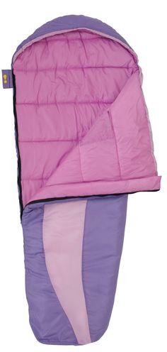 Eureka Lady Bug 30 Degree Girls Sleeping Bag