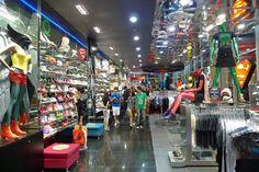 comics store