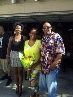 Trish, Neat & Ricky