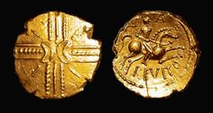 Anarevitos gold stater Cantii South Eastern