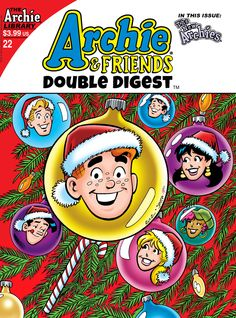 Archie and Friends Double Digest 22, Archie Comic Publications, Inc. https://www.pinterest.com/citygirlpideas/archie/